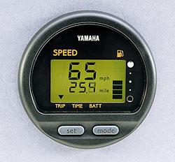 Yamaha 6y8 Multifunction Meter Operation Manual