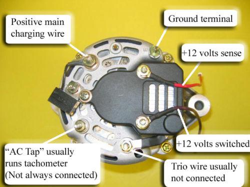 generator mercruiser 5 7 l motorb 229 tsnack maringuiden