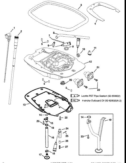 Mercury 50 Hk 4takt Problem - Motorb U00e5tsnack