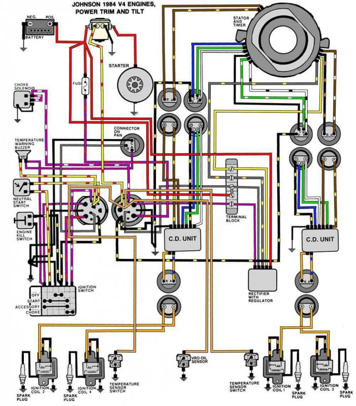Hp in addition  likewise S L besides Img Grande also A. on 1970 evinrude 115 hp wiring diagram