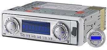 Icke gamla Båt stereo / radio Biltema - MotorbåtSnack - Maringuiden SO-52