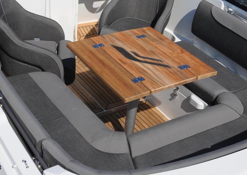 båt bord fällbart