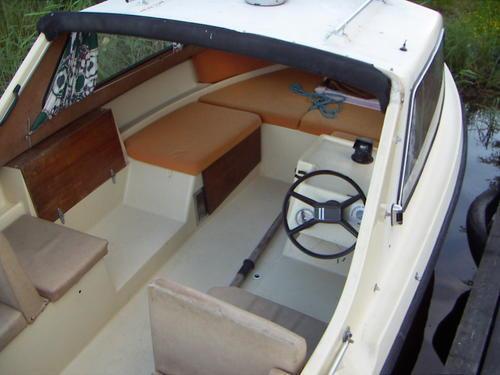 renovera båt invändigt