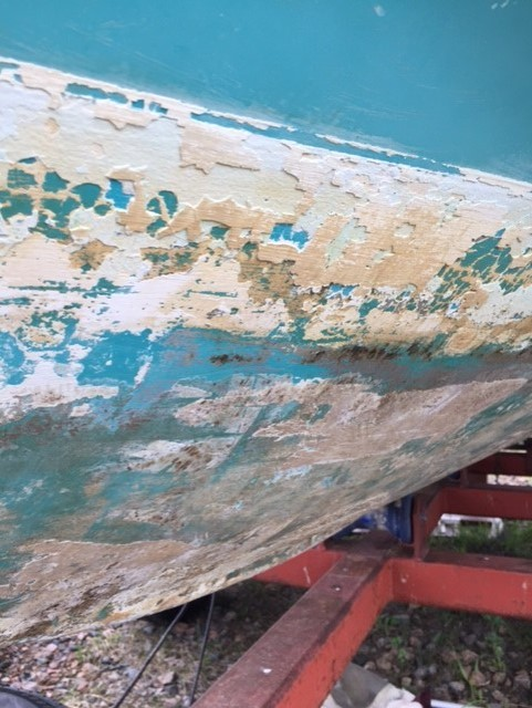 hur bottenmålar man båten