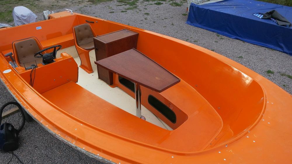 bygga hardtop till båt