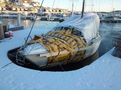 plasta båt själv