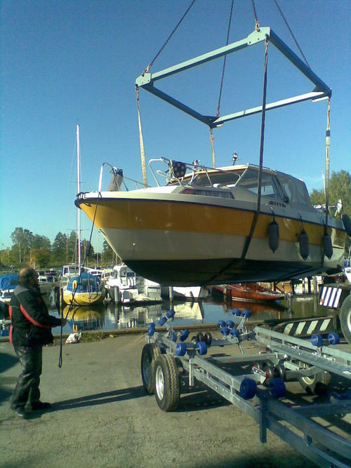 Underbar Bygga båttrailer. - Mek & Teknik - Maringuiden CN-27