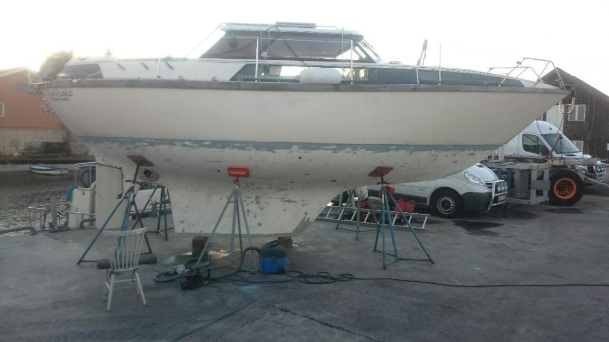 epoxibehandling båt kostnad