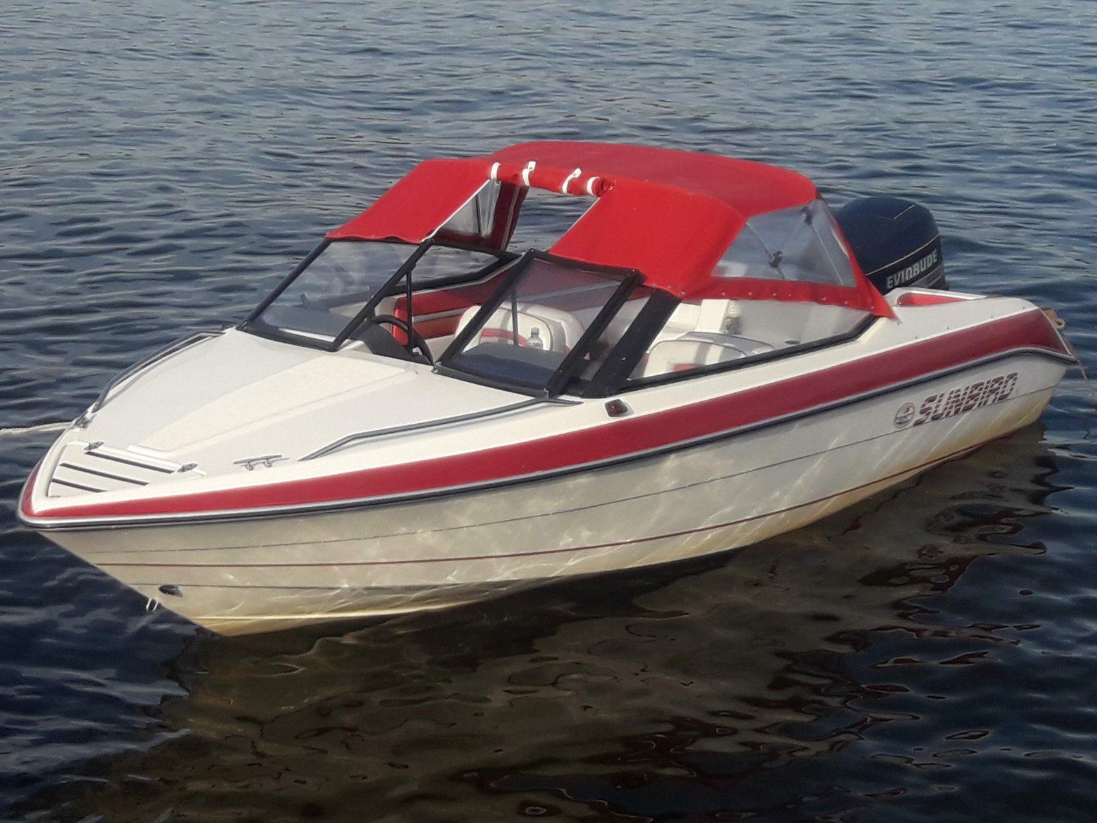 Sunbird corsair 171