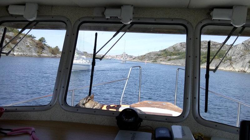 Underbar Torkarmotor - MotorbåtSnack - Maringuiden IP-48