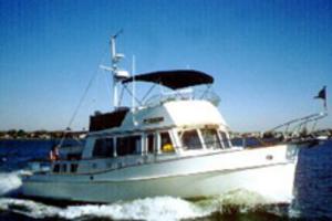 Grand banks classic trawlers motorbåtar båtguiden