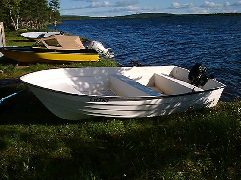 crescent 420 båt